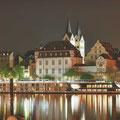 Moselufer - Altstadt bei Nacht © Koblenz-Touristik / P!ELmedia