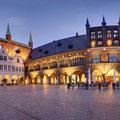 Lübeck: Markt © LTM / Uwe Freitag