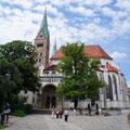 Augsburg Dom © Christine Pemsl