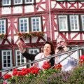 Impressionen von der Deutschen Fachwerkstraße: Wetzlar (© Deutsche Fachwerkstraße)