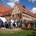 Impressionen vom Landesmuseum Brandenburg (© Fritz Fabert)