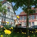 Impressionen von der Deutschen Fachwerkstraße: Erbach im Odenwald (© Deutsche Fachwerkstraße)