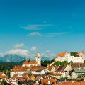 Füssen Stadtansicht (Copyright: Füssen Tourismus und Marketing / Andreas Hub)