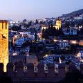 Granada © Institut für Tourismus in Spanien (TURESPAÑA)