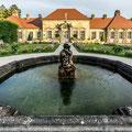 Altes Schloss in der Eremitage © Björn Vollmuth