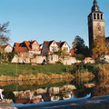 Werra in Bad Sooden-Allendorf, © Stadt Bad Sooden-Allendorf