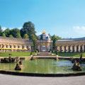 Neues Schloss in der Eremitage © Bayerische Schlösserverwaltung