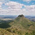 Blick auf die Karoo
