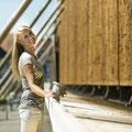 Atmen am Gradierwerk © Andreas Hub/Staatsbad Salzuflen
