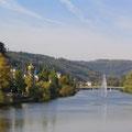 Der Rheinische Sagenweg in Höhe Lahn (© Rheinischer Sagenweg)