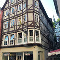 Grimm-Dich-Pfad: Wohnhaus der Brüder Grimm