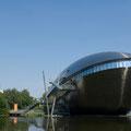 Das Universum Bremen® bietet in seiner umfangreichen Ausstellung Wissenschaft zum Anfassen.