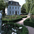 Ottweiler - Pavillon im Rosengarten © Jürgen Proföhr, AG BarockStraße SaarPfalz