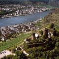 Burg Thurant an der Mosel (© Rheinischer Sagenweg)
