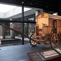 Römischer Reisewagen © Römisch-Germanisches Museum / Rheinisches Bildarchiv der Stadt Köln, A. Wegner