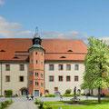 Pfalzgrafenschloss am Residenzplatz © HaVo Hildebrand