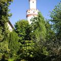 Weißer Turm, Schloss Bad Homburg v.d. Höhe © Taunus Touristik Service e.V.