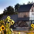 Die Krabat-Mühle - Außenansicht