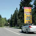 Rennsteigkreuzung ©Naturpark Thüringer Wald