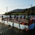 Festbühne auf dem Tegernsee © Simon Koy