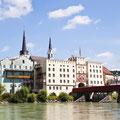 Stadt-Wasserburg-Innfront © Chiemsee-Alpenland Tourismus