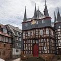 Rathaus in Frankenberg (Eder), © GrimmHeimat NordHessen
