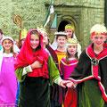 Kinderkemenate (© IMG Investitions- und Marketinggesellschaft Sachsen-Anhalt mbH)