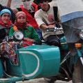 Impressionen vom Pamir Highway - Nebenstrecken
