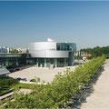 Impressionen aus Ingolstadt: Audi Formum Ingolstadt