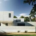 Neue Meisterhäuser Dessau (Haus Gropius), Architekten: Bruno Fioretti Marquez Architekten (2010–2014) © Tillmann Franzen / VG Bild-Kunst