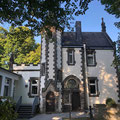 Wohnhaus mit Privatlaboratorium des Medizin-Nobelpreisträgers und Marburger Firmengründers Emil Behring