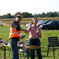 Dragonheli Treffen: Preisverleihung für die weiteste Anfahrt