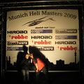 With Raquel Bellot on the Munich Heli Masters