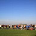 Group foto at Heli Circus