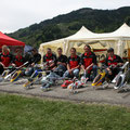 The whole Raptor Team in St.Johann