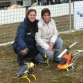With Susanne Berka at Eisbärentreffen