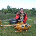 Valencia: Ich durfte den R90 von Marcos Bellot fliegen :)