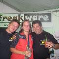 Freakware Boss Markus Schaak and Marcos Bellot