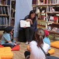 Lesung in der Bücherei Peißenberg