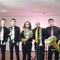 Sicilian Brass Quintet LIVE (31/10/2010)