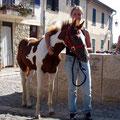 Bénédiction des animaux pour la fête de la St Barthélémy