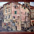 Une peinture du village