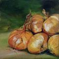 38 - Oignons des vertus - huile 20x20