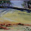 37 - Paysage - huile 6x8