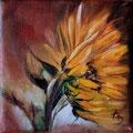 15 - Bouquet - huile 10x10