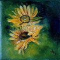 17 - Bouquet - huile 10x10
