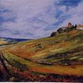 D 3 - Le moulin champenois - huile 54x73