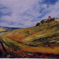 3 - Le moulin champenois - huile 54x73