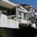 maisons démolies