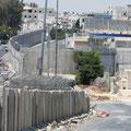 le mur qui sépare